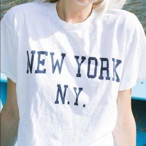 BRANDY MELVILLE NY ALEENA SHIRT!!